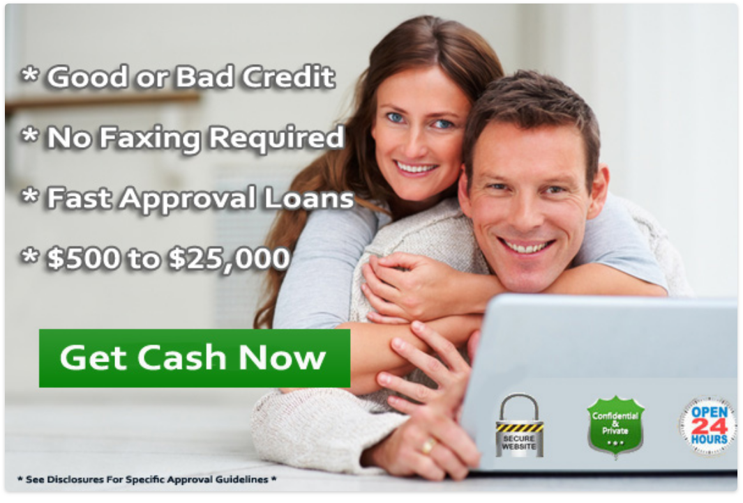 Richardson short term personal loans